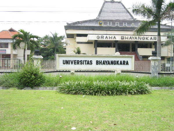Image result for universitas bhayangkara surabaya