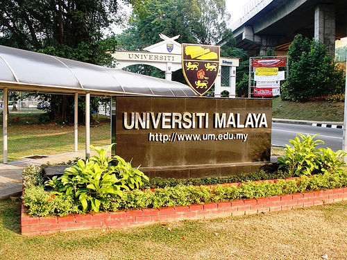 Universiti Malaya (UM)/University of Malaya