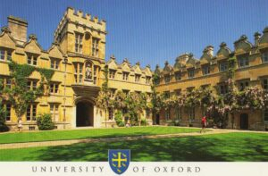 Oxford University / University of Oxford