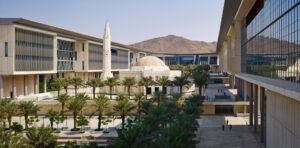 Universitas Raja Abdul Aziz / King Abdulaziz University (KAU)